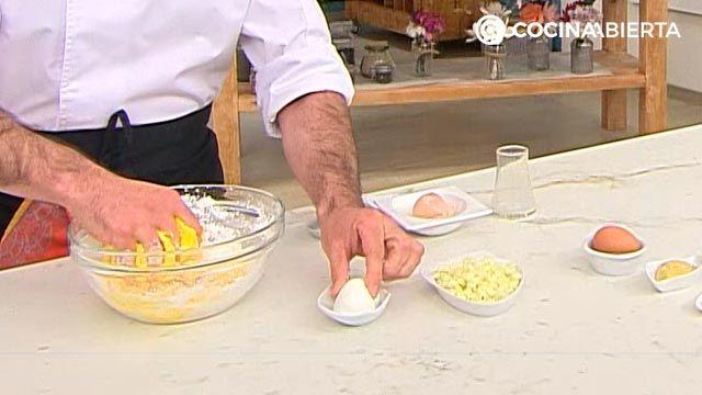 Chipá, ¡el popular pan de queso argentino!: la receta fácil y rápida de Joseba Arguiñano - paso 1