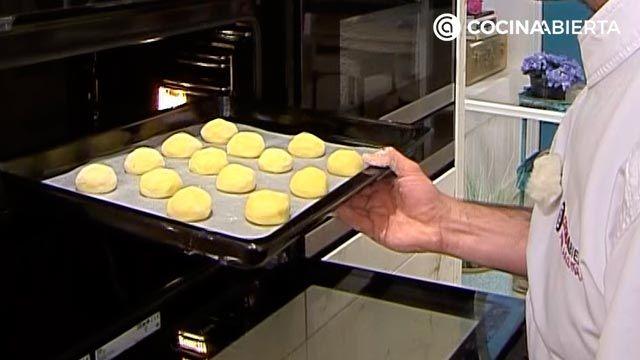 Chipá, ¡el popular pan de queso argentino!: la receta fácil y rápida de Joseba Arguiñano - paso 3