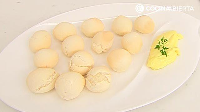 Chipá, ¡el popular pan de queso argentino!: la receta fácil y rápida de Joseba Arguiñano - paso 5