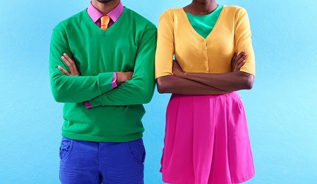 Color Block: La tendencia que va a arrasar este año en la decoración de tu hogar
