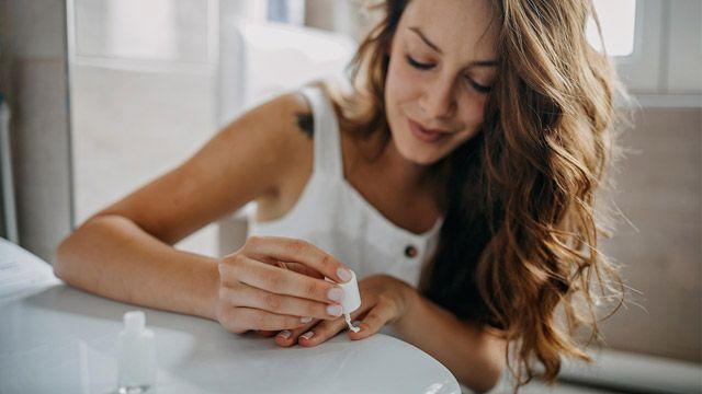 Kit para hacer uñas semipermanentes en casa