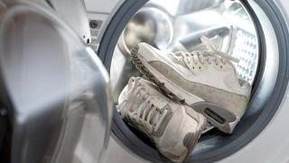 Cómo limpiar las zapatillas de deporte en la lavadora