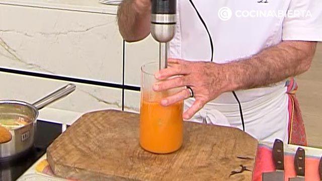 Conejo al horno con salsa barbacoa casera por Karlos Arguiñano - paso 2
