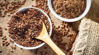 Dieta contra el estreñimiento - Semillas de lino