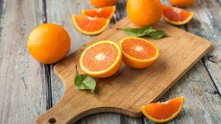 Dieta contra el estreñimiento - Zumo de naranja