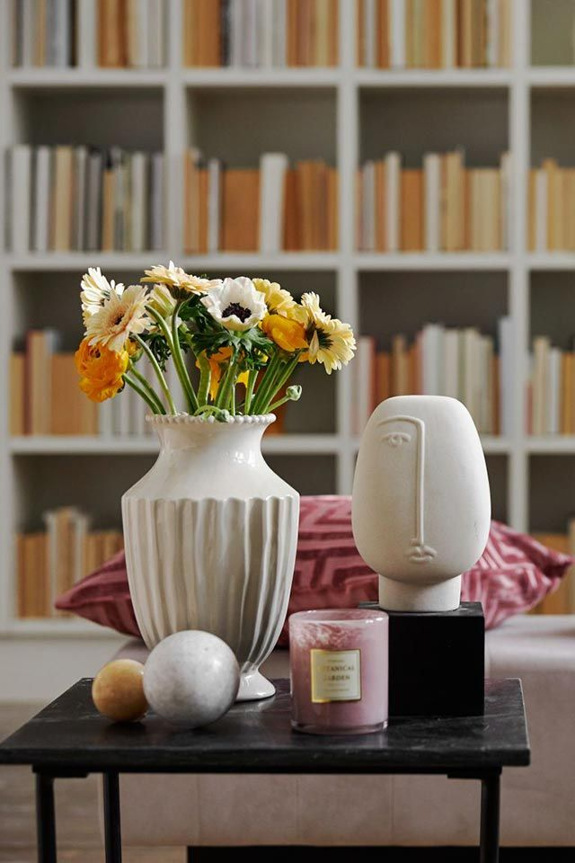 Escultura de cerámica de H&M Home