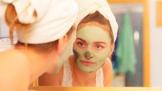 Cómo hacer mascarilla de arcilla verde para la cara
