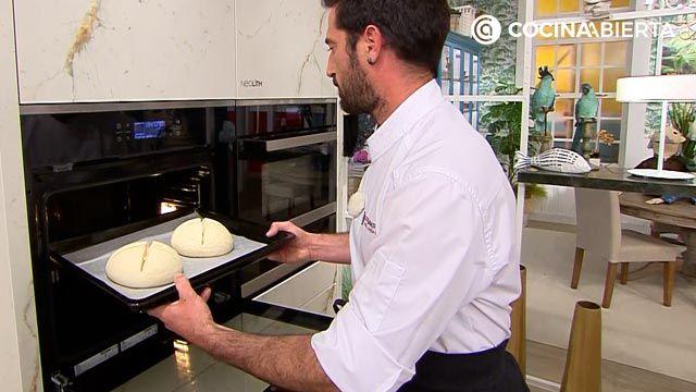 Pan de cruz, la receta de Joseba Arguiñano - paso 5