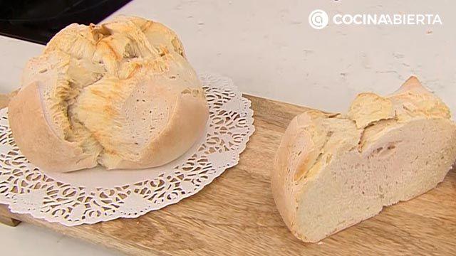 Pan de cruz, la receta de Joseba Arguiñano - paso 6