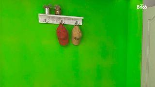 Cómo pintar la pared con pistola o turbina