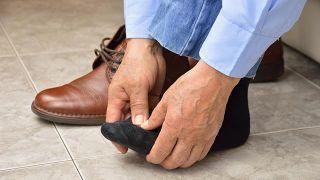 ¿Qué es la gota del pie?