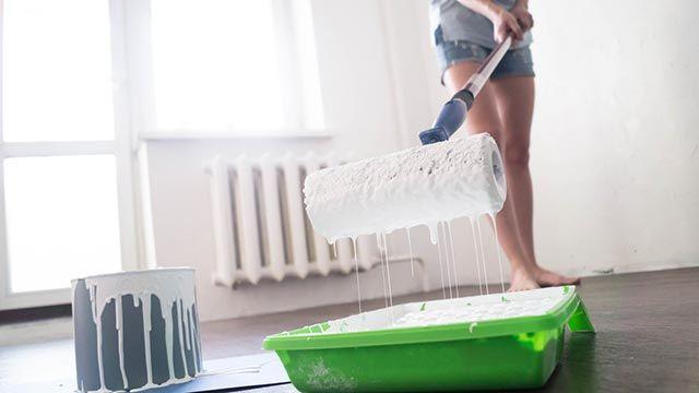 Conoce la regla 60-30-10 para combinar colores, ¡y no fallar pintando las paredes!