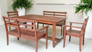 Restaurar muebles de terraza - Paso 4