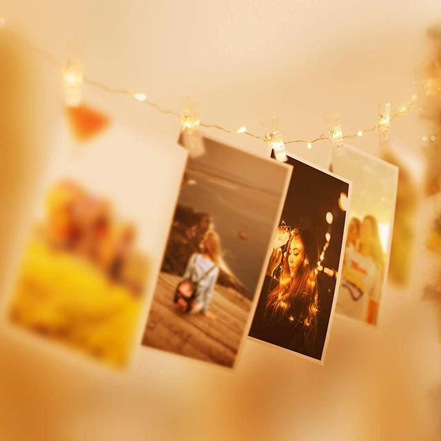 Polaroids para renovar el dormitorio