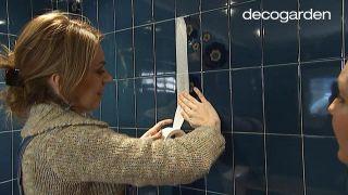 Reforma de cuarto de baño sin obra - Paso 3
