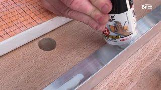 Cómo hacer una balda flotante de estilo industrial