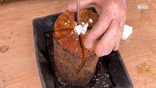 Cómo hacer una antorcha casera para el jardín