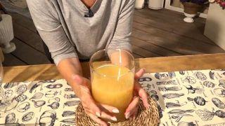 Cóctel de higos, una bebida fresca y saludable para disfrutar del buen tiempo