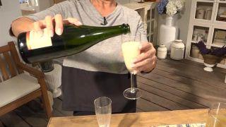 Cóctel de higos, una bebida fresca y saludable para disfrutar del buen tiempo - Champán