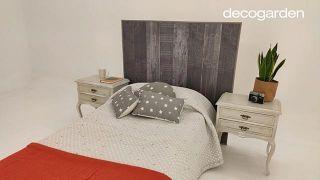 Cómo hacer un cabecero con revestimientos decorativos - Paso 12