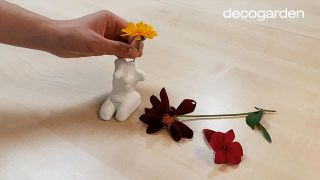Cómo hacer una escultura de mujer con arcilla - Paso 9