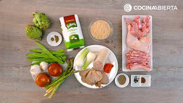 Arroz Brut, así se prepara el arroz caldoso especiado típico de Mallorca - Ingredientes