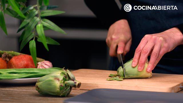 Arroz Brut, así se prepara el arroz caldoso especiado típico de Mallorca - Paso 1