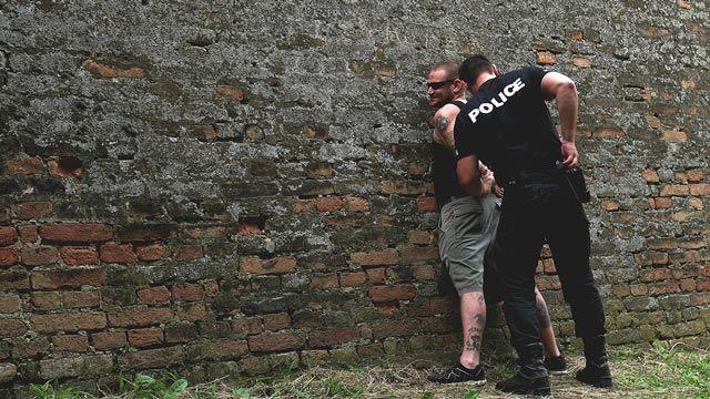 Detención ilegal policía
