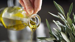 Dieta y consejos para controlar la tensión alta - Aceite vegetal