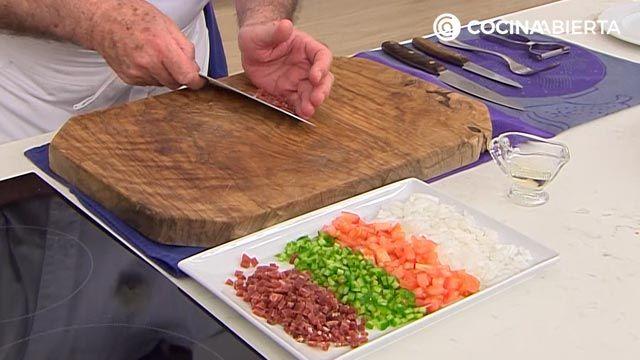 Gazpacho suave sin pepino por Karlos Arguiñano - paso 5