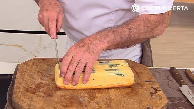 Pastel de judías verdes y salmón (al horno) por Karlos Arguiñano: ¡un entrante para compartir muy fácil de hacer! - paso 5