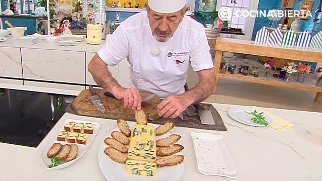 Pastel de judías verdes y salmón (al horno) por Karlos Arguiñano: ¡un entrante para compartir muy fácil de hacer! - paso 6