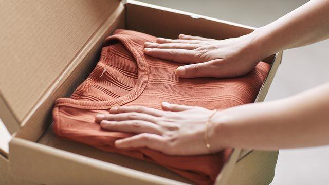 Por qué deberías lavar la ropa de segunda mano