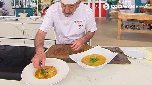 Sopa de fideos con mejillones: una receta fácil con sabor a mar de Karlos Arguiñano - paso 5