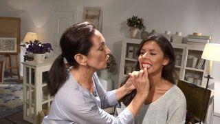 Trucos para lucir unos labios perfectos - Dientes blancos
