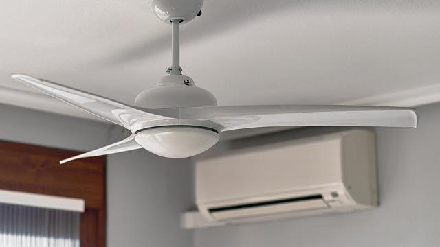 Ventajas de los ventiladores: refrescar la casa