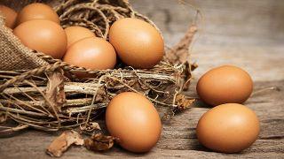 6 cuidados naturales para un cabello brillante - Huevo