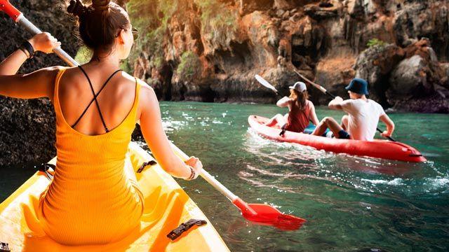 Diferencias entre piragua y kayak