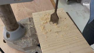 Cómo afilar una broca de pala paso 5