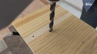 Cómo afilar una broca para madera paso1