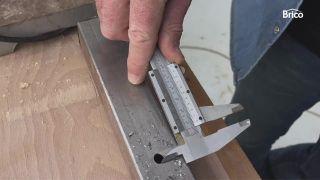 Cómo afilar una broca para metal paso 5