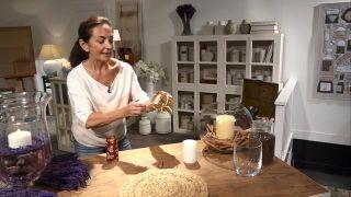 Aromaterapia: Cómo hacer ambientadores caseros con lavanda, canela y café - Canela en la vela