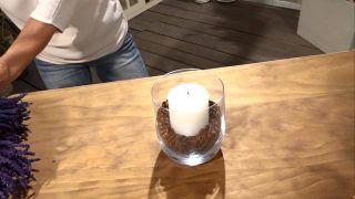 Aromaterapia: Cómo hacer ambientadores caseros con lavanda, canela y café - Granos de café