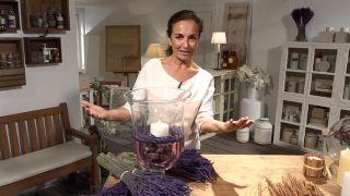 Aromaterapia: Cómo hacer ambientadores caseros con lavanda, canela y café - Lavanda