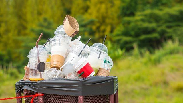 Contaminación por plásticos, un problema serio en reciclaje