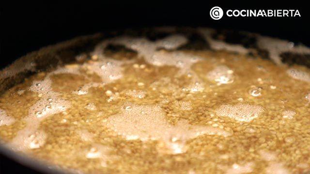 Ensalada de quinoa y gambas: ¡una receta fresca y nutritiva rica en proteínas! - paso 1