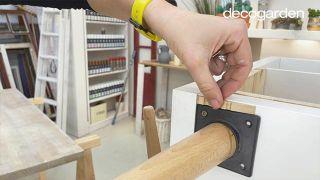 Transformar la estantería Kallax de Ikea - Paso 10