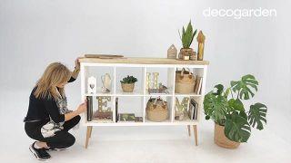Transformar la estantería Kallax de Ikea - Paso 12
