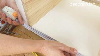 Transformar la estantería Kallax de Ikea - Paso 5