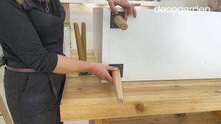 Transformar la estantería Kallax de Ikea - Paso 8